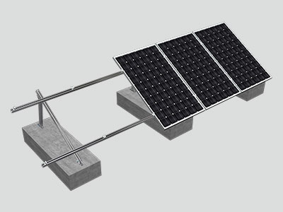 MRac Roof Solar PV Mounting System Matrix III