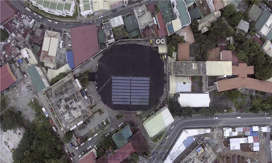 The Philippines 100KW
