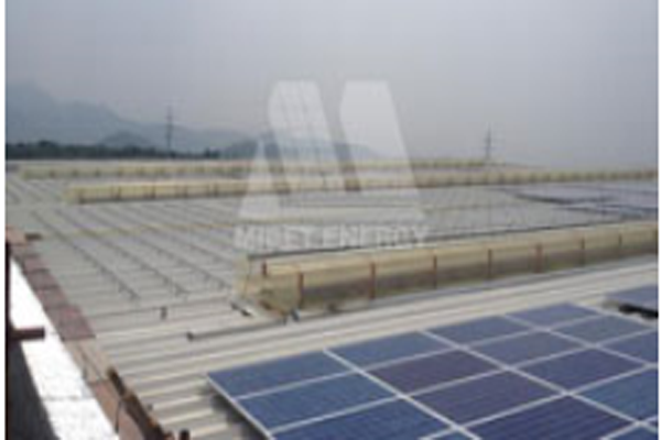 Live Report on 5th Int'l Photovoltaic Power Generation System Expo