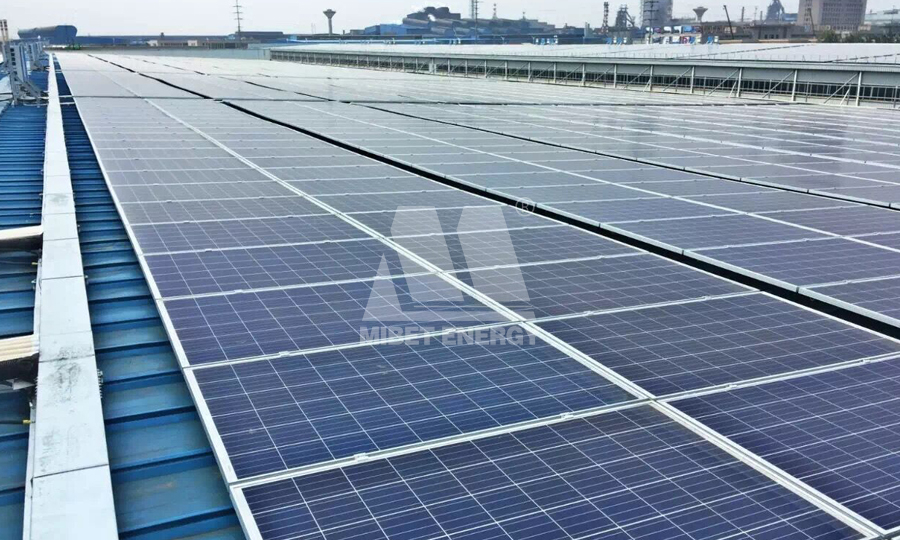 pv roof mounting systems