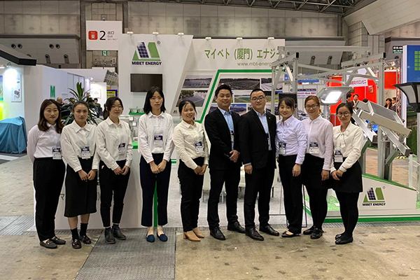 The New Products Of Mibet New Energy Has Exhibited At PV EXPO 2019