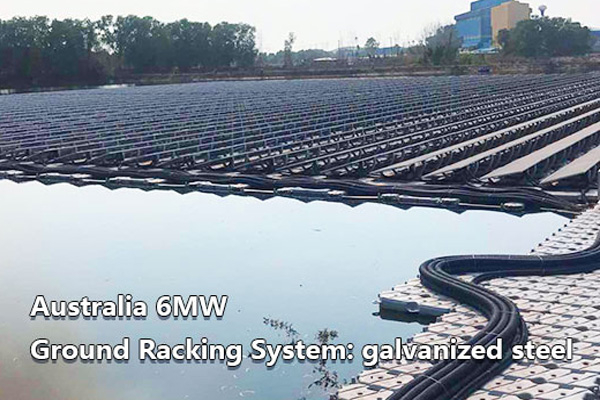Floating Solar PV System: the future of renewable energy