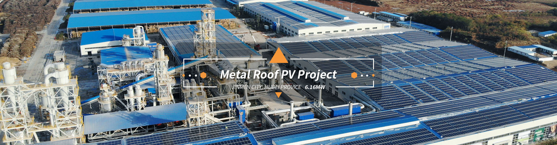 Roof PV System