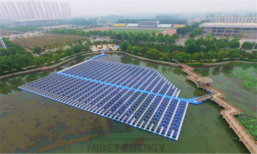 China Shandong 4MW