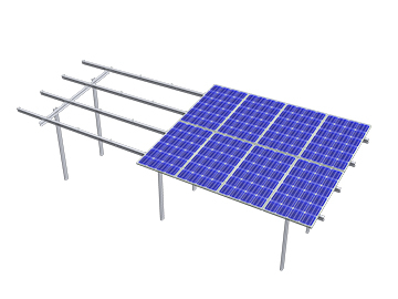 MRac Ground Solar PV Mounting System  GT7