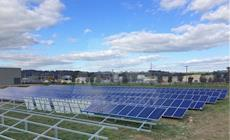8 2015 in South-East Asia  Australia using MRac Ground Terrace II installation 402KW implementation of solar projects